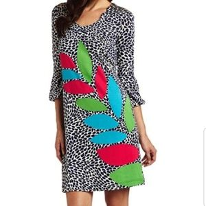 Lilly Pulitzer Dresses - Lilly Pulitzer Angie Leaf Caterpillar Dress